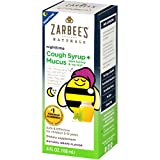 Best Cough Syrups - Zarbee's Naturals Children's Cough Syrup + Mucus Nighttime Review