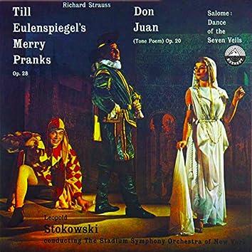 Strauss: Till Eulenspiegel, Salome & Don Juan