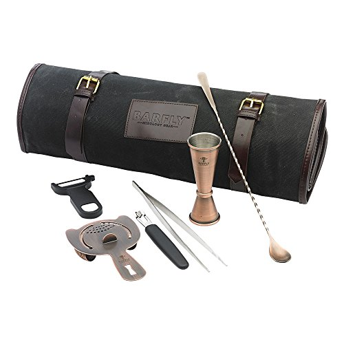 Barfly M37100ACP Essentials Set, Antique Copper
