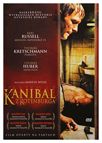 Kanibal z Rotenburga [DVD] (Keine deutsche Version)
