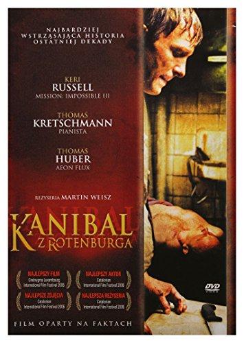 Kanibal z Rotenburga [DVD] (Keine deutsche Version)