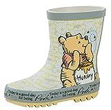 Winnie the Pooh Girls Kaba Wellington Boots Yellow
