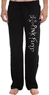 XINGJX Men's Pink Floyd Band the wall Running Workout Sweatpants Pants
