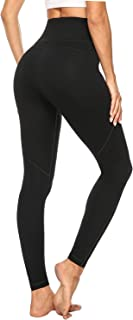 JOYSPELS Women's Yoga Pants High Waist Tummy Control Workout Leggings with 2 Pockets, Non See-Through / 4 Way Stretch Fabric