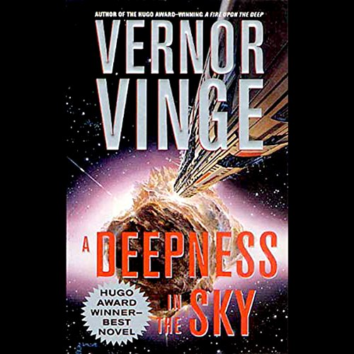 Couverture de A Deepness in the Sky