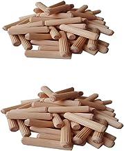 perfeclan 200 universele houten pluggen pluggen pluggen pluggen voor langhouten pluggen set Ø 8, 10 mm
