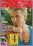 Don Hogan l Tony Lamas l Kevin Williams l Bubble Butts - March, 1988 Advocate Men