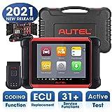 Autel MaxiCOM MK906BT Herramienta de Diagnosis para Automóvil Escáner Bluetooth con Todos los...