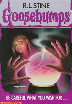 Paperback Be Careful What You Wish For... (Goosebumps, No. 12) Book