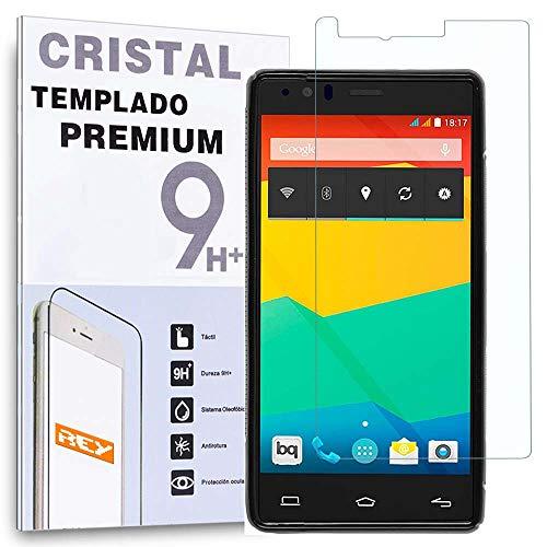 Protector de Pantalla para BQ Aquaris E5s / E5 / E5 4G Cristal Vidrio Templado Premium