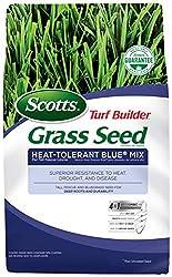 professional Scotts Turf Builder Tall Fesk Heat Resistant Bluegrass Seed Mix, £ 3 – Full of Sun,…