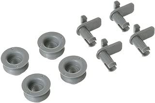 Ge WD35X21036 Dishwasher Dishrack Roller Kit Genuine Original Equipment Manufacturer (OEM) Part