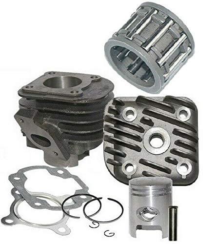 UNTIMERO 70 Tuning Zylinder KIT KOMPLETT Kopf für AEON Cobra 50 ATV Quad 50 2T Zylinderkit