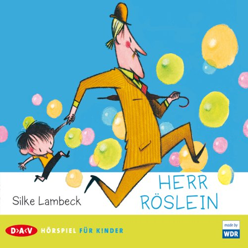 Herr Röslein cover art