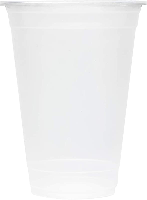 Karat C1011 16 Oz 500 Cc Translucent PP Modern Cups Case Of 2000