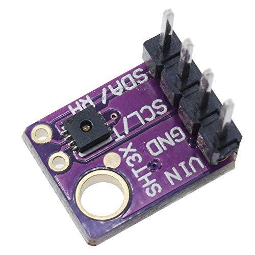 SHT30 SHT30-D SHT3X Temperature Humidity Senso I2C Breakout Weather For Arduino