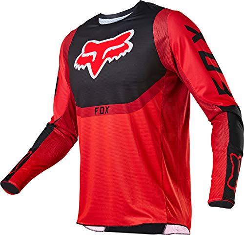 Fox 360 Voke-Jersey, Rot, XL