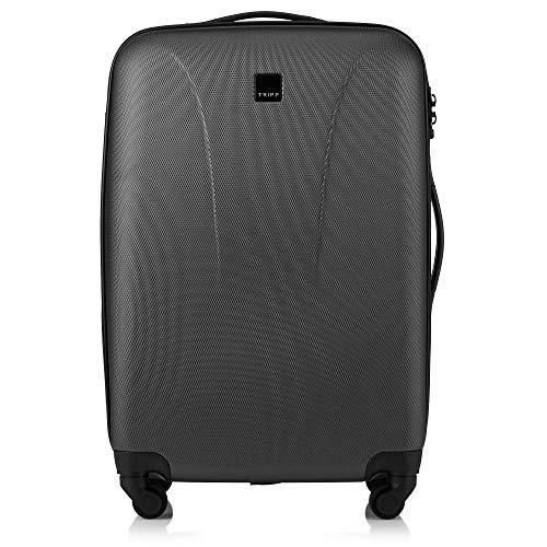 Tripp Anthracite Lite 4W Medium 4 Wheel Suitcas