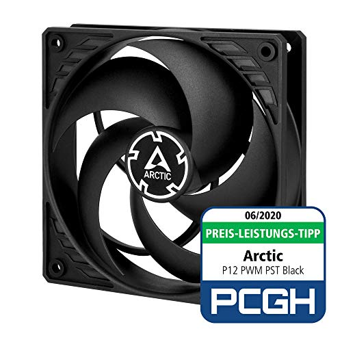 120mm case fan twin pack - 4