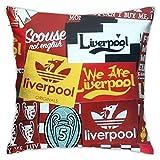 Hdadwy Liverpool Multi Sticker Look Artists Impresión Scous
