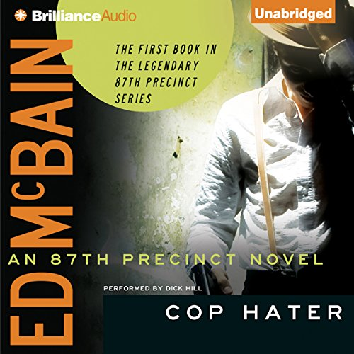 Cop Hater Audiobook By Ed McBain cover art