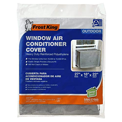 THERMWELL - Window Air Conditioner Cover, For 10,000 to 15,000 BTU