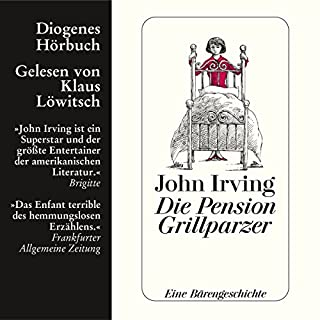 Die Pension Grillparzer Titelbild