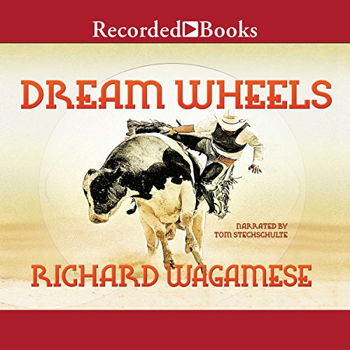 Dream Wheels audiobook cover art
