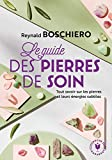 Le guide des pierres de soins - Marabout - 27/03/2019