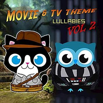 Movie & TV Theme Lullabies, Vol. 2