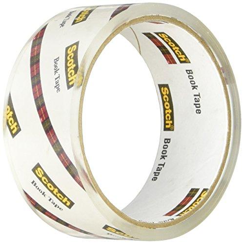 Scotch® Restaurations-/Schutzklebeband (Buchreparatur 38,1 mm x 13,7 m)