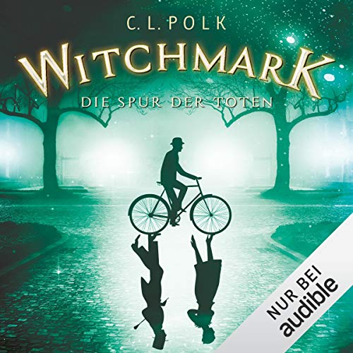 Witchmark. Die Spur der Toten Titelbild