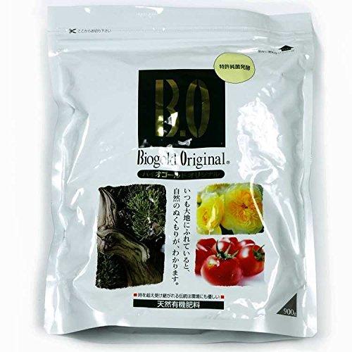 BioGold Bonsái Alimento Para Árbol 900Gramos - Crecimiento Lento Fertilizante Para Bonsái (Incluye Franqueo)