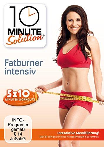 10 Minute Solution - Fatburner intensiv