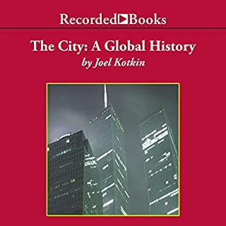 The City: A Global History audiobook cover art