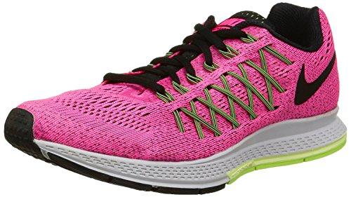 Nike W Air Zoom Pegasus 32 N, Scarpe da Corsa Donna, Rosa (Rosa (Pink Pow/Blk-Brly VLT-Ghst Grn), 38 EU