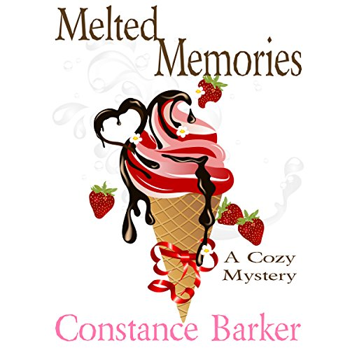 Melted Memories audiobook cover art