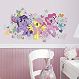 RoomMates My Little Pony Wall Graphix Peel And Stick Giant Wall Decals,Multicolor