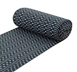 Nadeltraum Baumwoll - Bündchenstoff Pfeile dunkelgrau -
