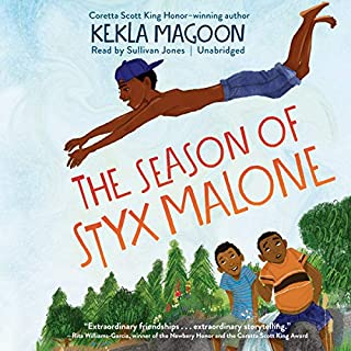 The Season of Styx Malone audiobook cover art