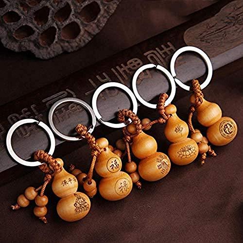 DdA8yonH Schlüsselbund,Roter Pfeffer Keychain kleines hängendes Auto Nettes weibliches Schlüsselkettenring-Ring-Schlüsselring-Beutel-hängende Verzierungen hängender Schlüsselring