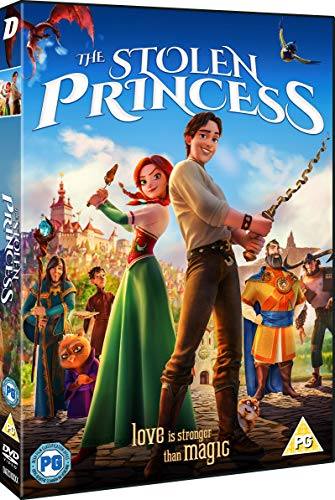 The Stolen Princess [DVD]