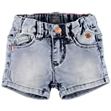 Babyface Girls Shorts Jogg Jeans Short 0108227, Fb. Light Blue Denim (Gr. 104)