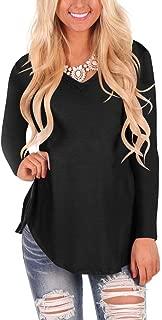 black linen womens shirt