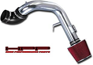 High Performance Parts Cold Air Intake Kit & Red Filter Combo for 2005-07 Chevy Cobalt SS 2.0L