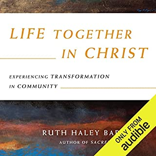 Life Together in Christ audiobook cover art
