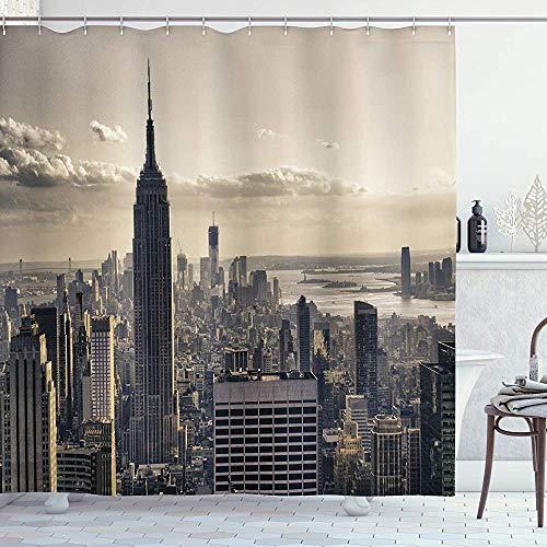 cortinas de baño nueva york