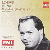 Loewe: Ballads by Thomas Quasthoff (2011-03-08)
