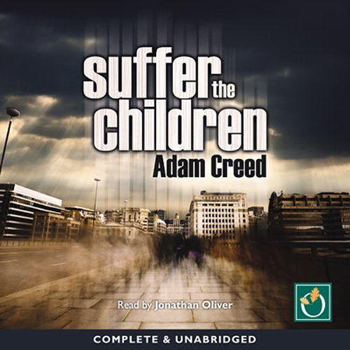 Suffer the Children audiobook cover art