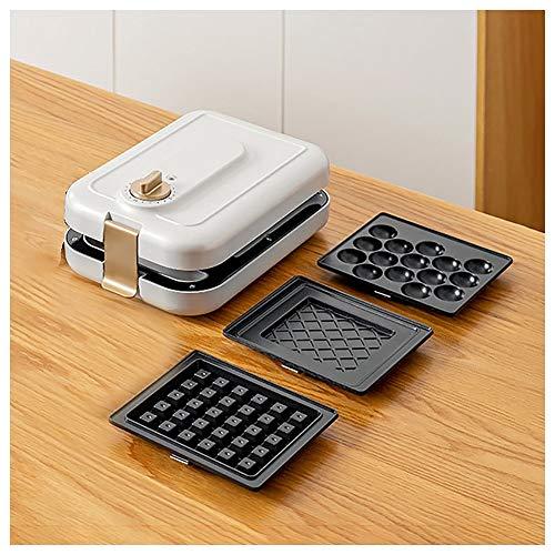 Gaufrier Waffle machine for paninis, biscuits, pommes de terre rissolées Autre On The Go Petit déjeuner, déjeuner, ou des collations gaufrier professionnel
